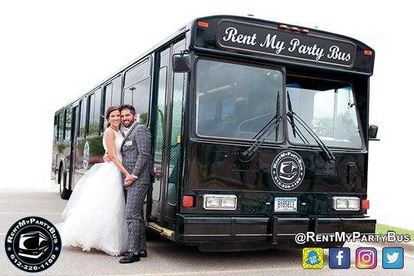 Black Onyx Party Bus 3
