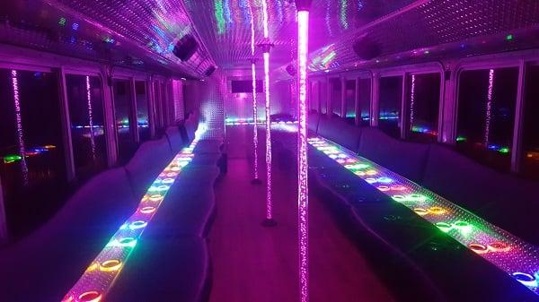 Black Onyx Party Bus MN 2