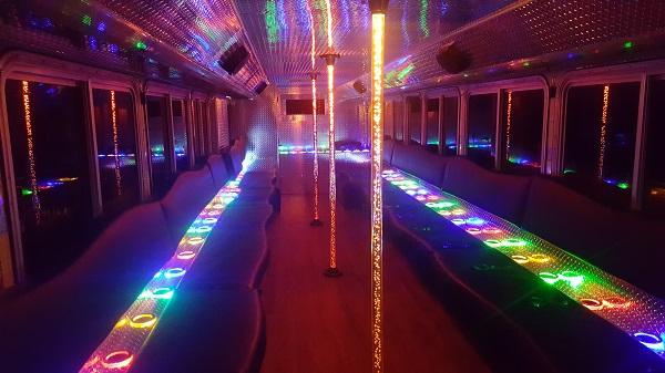 Black Onyx Party Bus MN 4