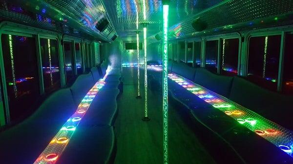 Black Onyx Party Bus MN 5