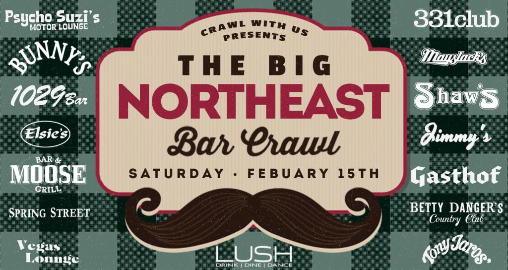 The Big Northeast Bar Crawl